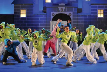 Danças Urbanas